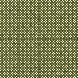 babrause® Baumwollstoff Mini Sterne Olive Webware