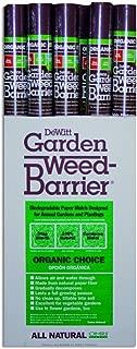 DeWitt NAT480 Natural Garden Weed-Barrier