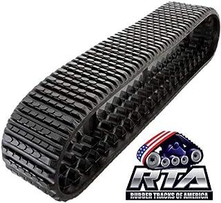 One Rubber Track Fits CAT 277C 277C2 277D 287C 287C2 287D 297C 297D 18X4CX51