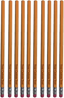 pencils with names engraved