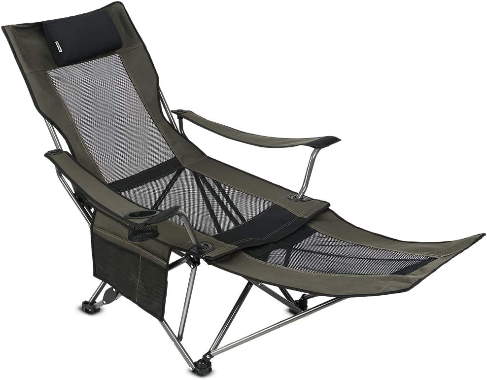 Outdoor Living Suntime Camping Folding Portable Mesh