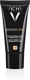 Vichy Dermablend Concealing Foundation with SPF 35 Number 15