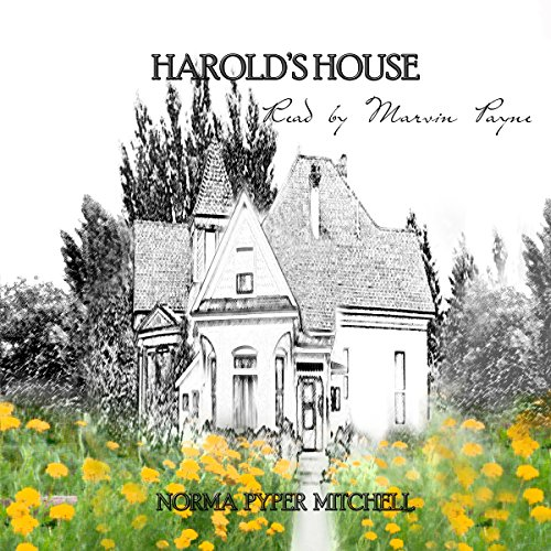 Harold's House audiobook cover art