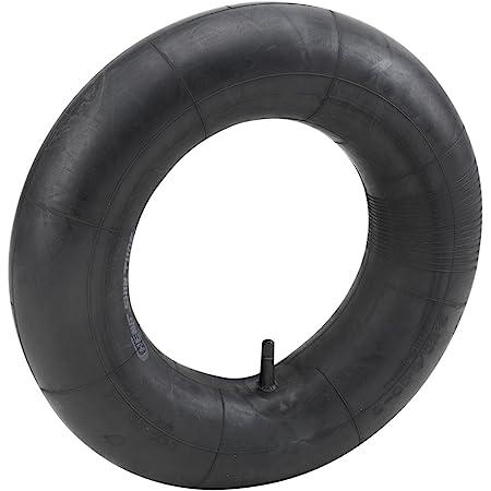 Meister 0810200 Chambre à air pour roue de brouette Noir 400 mm