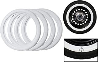 whitewall tyre inserts