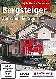Bergsteiger auf schmaler Spur - Die Hge 4/4 I Der Furka Oberalp Bahn - -