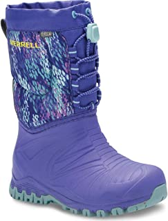 snow quest lite waterproof boot