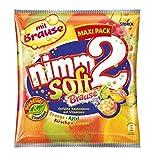 nimm2 soft Brause (1 x 345g) / Kaubonbons mit Fruchtsaft und Vitaminen
