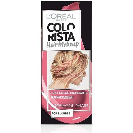 LOreal Paris Colorista Hair Make Up Rose Gold