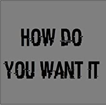 How Do You Want It (Originally Performed by 2Pac feat. K-Ci & JoJo) (Instrumental Version)