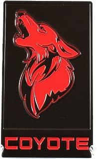 coyote emblem
