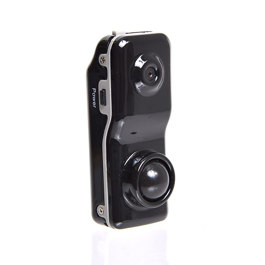 目の前のフェミニン徒歩でサンコー 人感センサー小型自動録画監視カメラ DMTH007