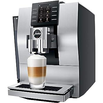Jura 15237 Cafetera automática, plata: Amazon.es: Hogar