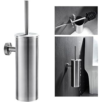 15 mm × 40 mm × 38 mm Urban-Fixation murale pour metal brosse de toilette-Brossé Chromé