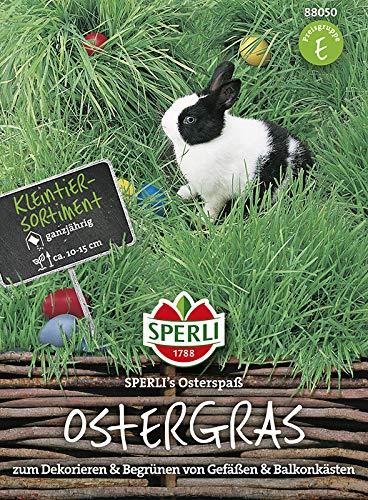 Sperli-Samen Ostergras SPERLI's Osterspaß