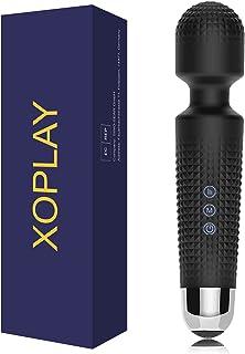 でんま 強力 デンマ コードレス 防水 静音 小型 USB充電(ブラック) コンパクト XOPLAY