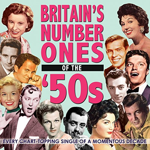 Britain's Number Ones of the 50's