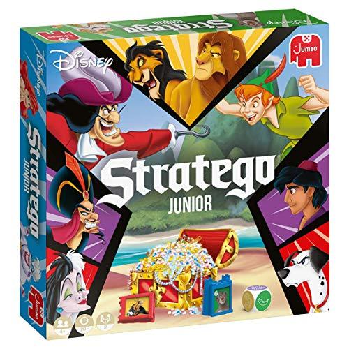 Jumbo Spiele GmbH JUM19803 Familienspiele, Multi