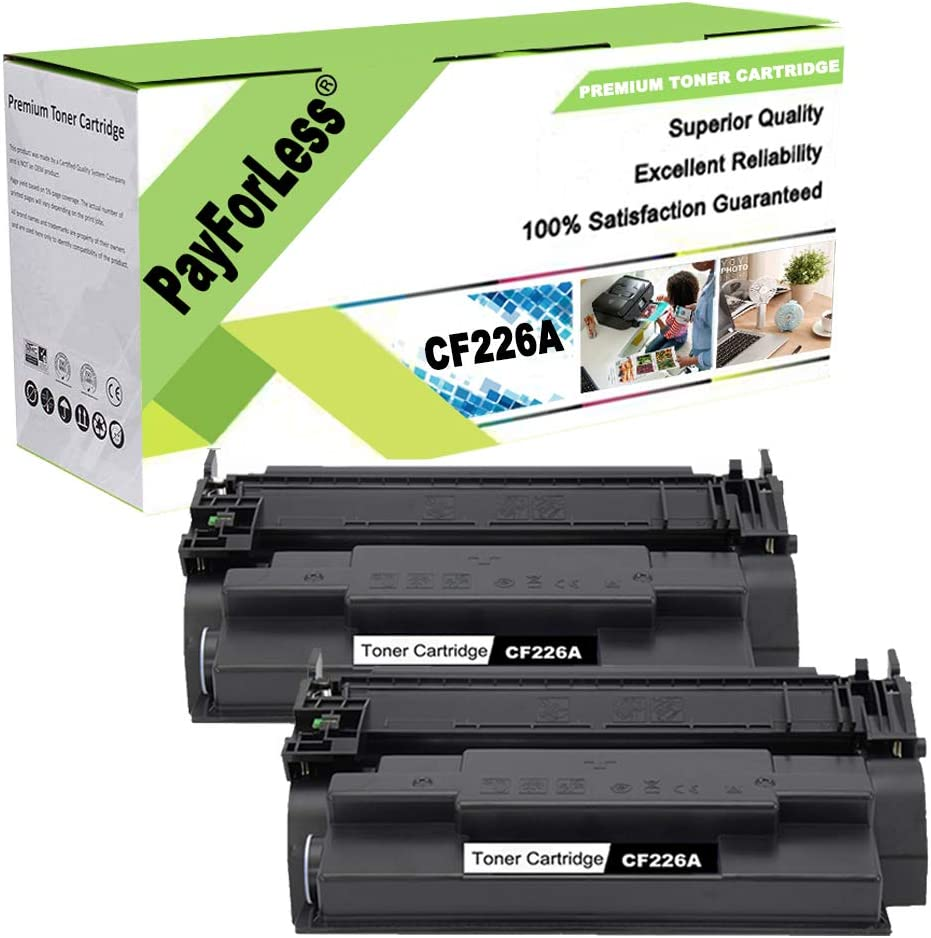 PayForLess Industry No. 1 Compatible for HP 26A Cart CF226A Cartridge New arrival 052 Toner