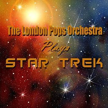 Plays Star Trek