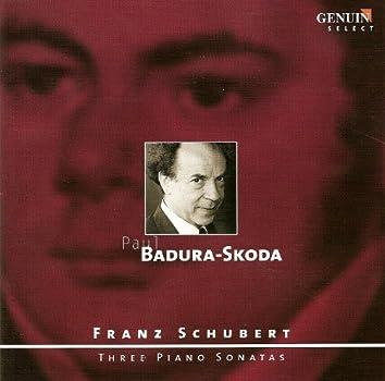 Schubert, F.: Piano Sonatas Nos. 12, 13 and 19