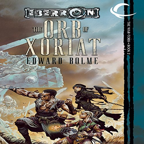 The Orb of Xoriat audiobook cover art