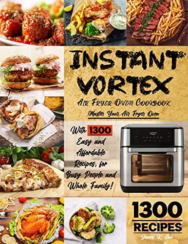 Instant Vortex Air Fryer Cookboo...