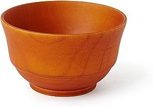وعاء حساء خشبي ياباني، مصنوع في اليابان، آمن للغسل في غسالة الأطباق - وعاء أطفال من هاسوري