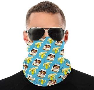 Nother Unisex mikrofiber tecknad cylindriska bandanas halsdamask halsdamm ansikte tvättduk