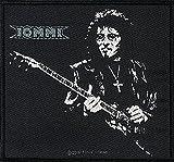 Photo de Tony Iommi Badges Iommi Vintage Patch tissé 10x 9cm