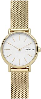 Skagen Signatur Women's Silver Dial Stainless Steel Analog Watch - SKW2693