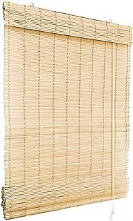 Victoria M. - Persiana de bambú para Interiores, Color de Color Natural, tamaño: 60 x 160 cm