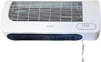 Calentador montado en la Pared, pequeño portátil de calefacción y refrigeración a Prueba de Agua para el hogar, baño, baño