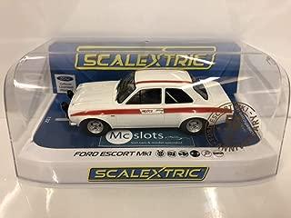 Scalextric Ford Escort MK1 50th Anniversary Mexico 1:32 Slot Race Car C3934