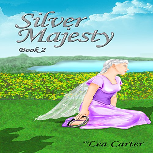 Silver Majesty audiobook cover art