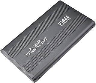 ASUME - Disco Duro Externo portátil (1 TB/2 TB, USB 3.0, Almacenamiento Externo de Disco Duro USB 3.0, para PC, Mac, portátil, PS4, Xbox One y Smart TV) Negro 1 TB