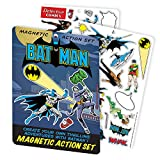 The Unemployed Philosophers Guild DC Comics Batman Magnetic Comic Book Action Play Set