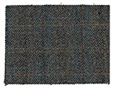 Walker and Hawkes - Harris-Tweed-Stoff - 100% echte