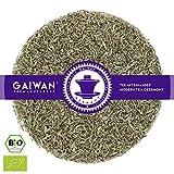 Núm. 1219: Té de hierbas orgánico 'Tomillo' - hojas sueltas ecológico - 100 g - GAIWAN® GERMANY - tomillo de la agricultura ecológica en Egipto
