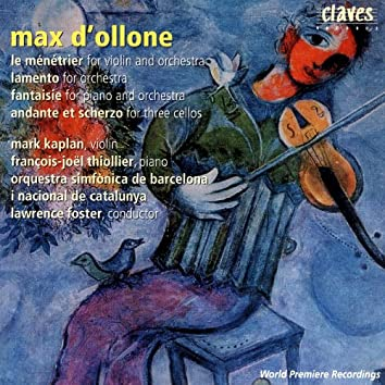 d'Ollone:  Orchestral Music
