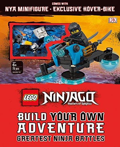 Lego Ninjago Build Your Own Adventure G