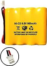 9.6v AA900mAh Ni-CD 9.6v AA700mAh Ni-CD Exit Sign Emergency Light Battery Pack Replacement Batteryhawk, LLC