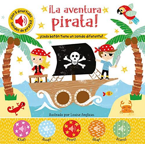 La aventura pirata. Libro Sonoro