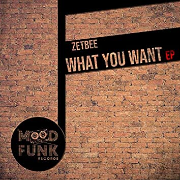 What You Want EP