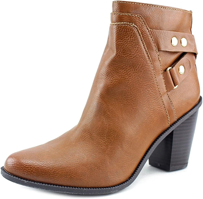 Bar III Dove kvinnor US 5 Tan Ankle Ankle Ankle Boot  fri leverans
