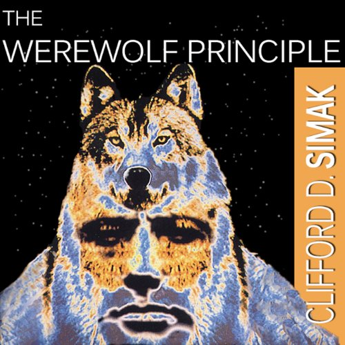 The Werewolf Principle audiobook cover art