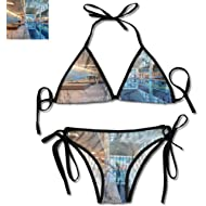 Bikini Set Spa,Butterfly Rocks Healing One Size Original Design