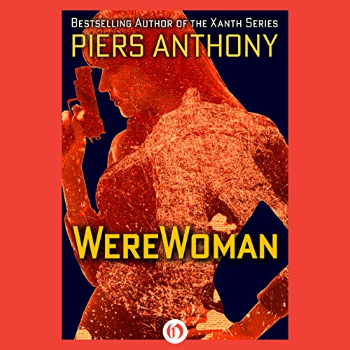 WereWoman audiobook cover art