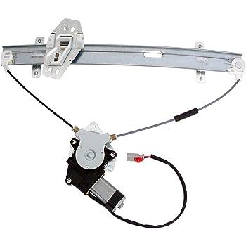ACI 86819 Power Window Motor and Regulator Assembly