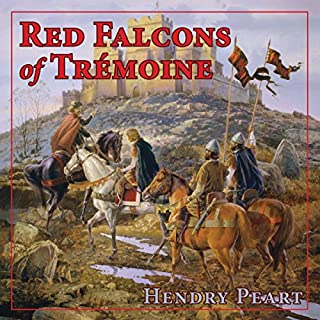 Red Falcons of Tremoine cover art